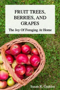 FRUIT TREES, BERRIES, AND GRAPES (Book Cover)